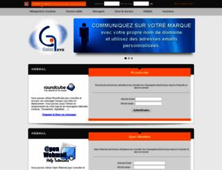 webmail.galacsys.net screenshot