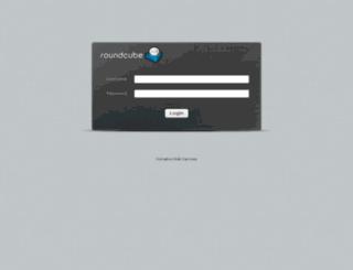 webmail.gazetemetro.com screenshot