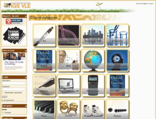 webmail.heckgrammar.co.uk screenshot