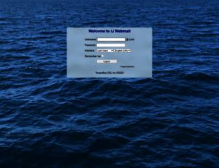 webmail.ij.net screenshot
