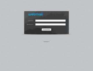 webmail.imantouch.com screenshot