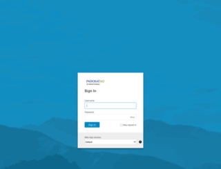 webmail.indosatm2.com screenshot