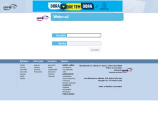 webmail.infonet.com.br screenshot