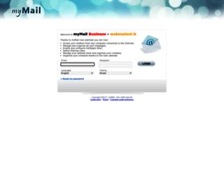 webmail.insidebtb.it screenshot