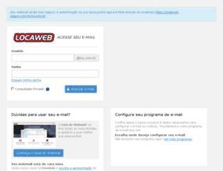 webmail.iss.com.br screenshot
