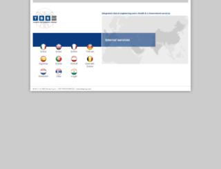 webmail.italtbs.com screenshot