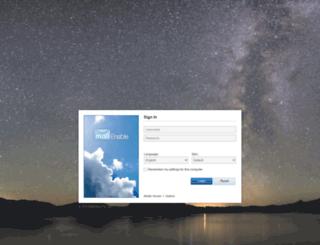 webmail.khrw.ir screenshot