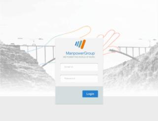 webmail.manpoweronline.in screenshot