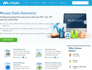 webmail.moyea.com screenshot