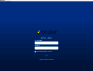 webmail.northstate.net screenshot