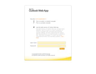 webmail.ourapl.org screenshot
