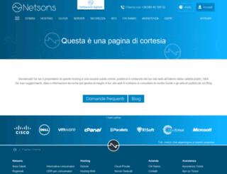 webmail.profilostore.it screenshot