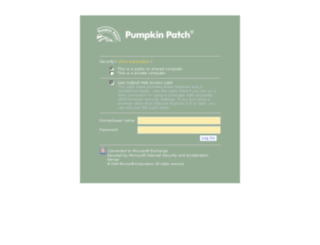 webmail.pumpkinpatch.co.nz screenshot