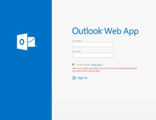 webmail.qepres.com screenshot