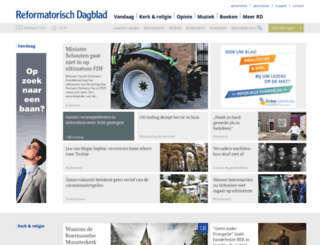 webmail.refdag.nl screenshot