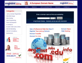 webmail.register.com.cy screenshot