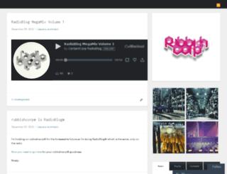 webmail.rubbishcorp.com screenshot