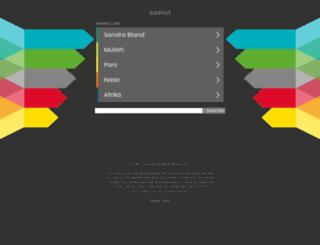 webmail.sadra.it screenshot