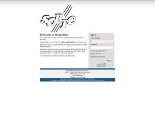 webmail.scrtc.com screenshot