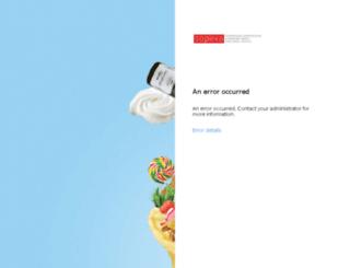 webmail.sopexa.com screenshot