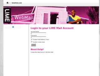 webmail.spiceisle.com screenshot