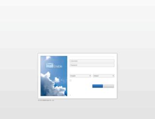 webmail.tomuco.com screenshot