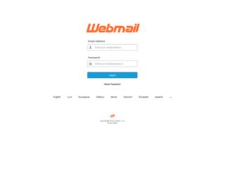 webmail.tsca.in screenshot