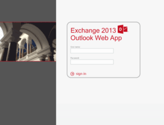 webmail.tu-berlin.de screenshot