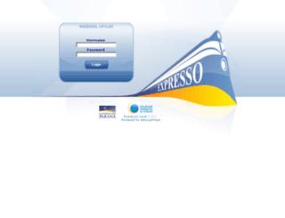 webmail.ufvjm.edu.br screenshot