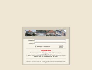 webmail.um.ac.id screenshot