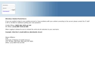 webmail.umhs-sk.net screenshot