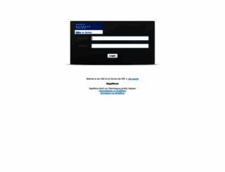 webmail.uni-due.de screenshot