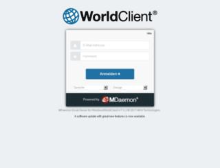 webmail.vbs.ac.at screenshot