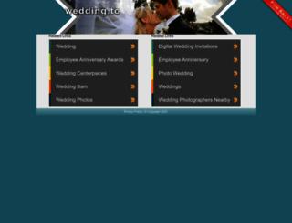 webmail.wedding.to screenshot