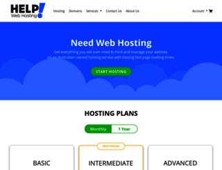 webmail.ziphosting.com.au screenshot