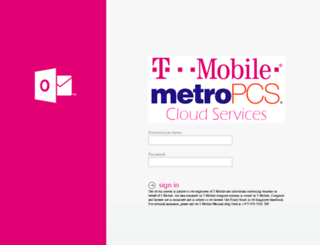 webmail1.t-mobile.com screenshot