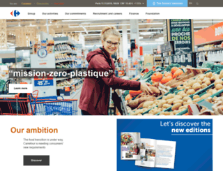 webmail3.carrefour.com screenshot