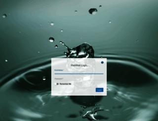 webmaillive.net screenshot