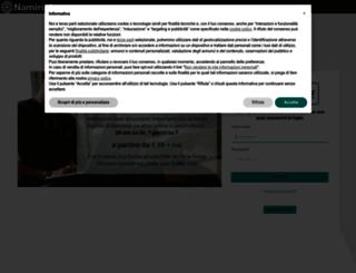 webmailpec.it screenshot