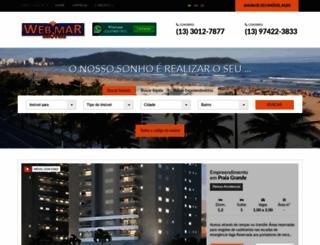 webmarimoveis.com screenshot