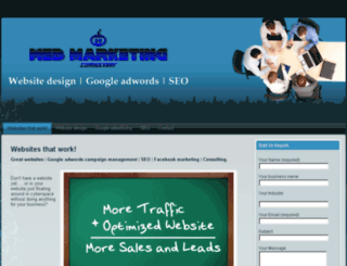 webmarketingconsultant.co.za screenshot