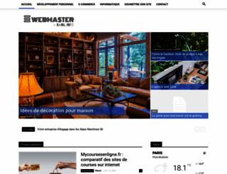 webmaster-rank.info screenshot