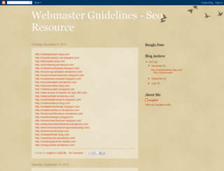 webmasterseoguide.blogspot.com screenshot