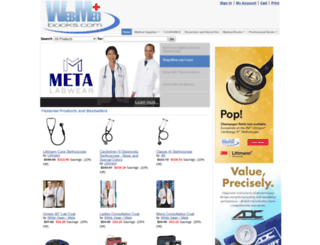 webmedbooks.com screenshot