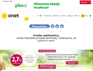 webmizzle2.republika.pl screenshot