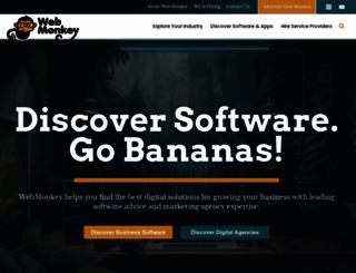 webmonkey.com screenshot