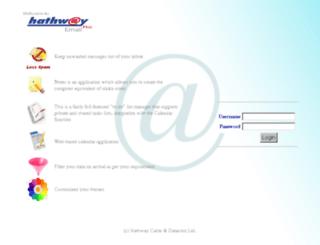 webmum.hathway.com screenshot
