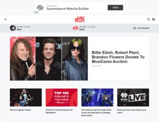 webn.com screenshot