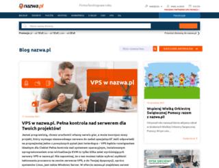 webnakarku.pl screenshot