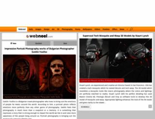 webneel.com screenshot